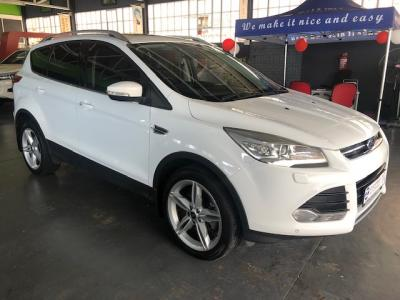 Ford KUGA 1.6 ECOBOOST TITANIUM AWD A/T - Contact us for more information...
