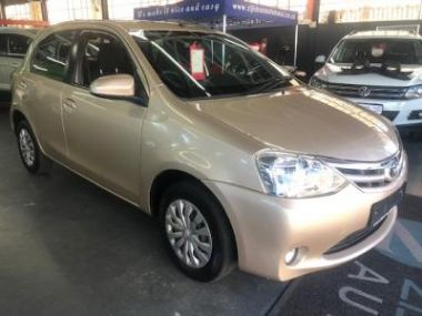 Toyota ETIOS 1.5 XS 5dr - Contact us for more information...