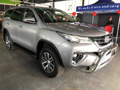 Toyota FORTUNER 2.8GD-6 R/B A/T  - Contact us for more information...