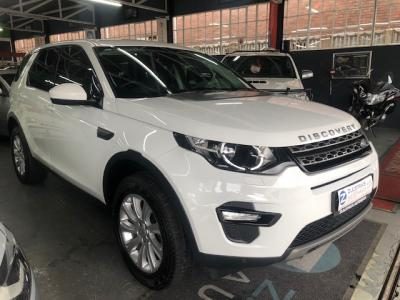 Land Rover DISCOVERY SPORT 2.0i4D HSE - Contact us for more information...